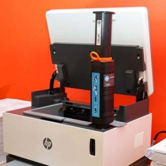 HP ra mat may in laser nap muc sieu nhanh