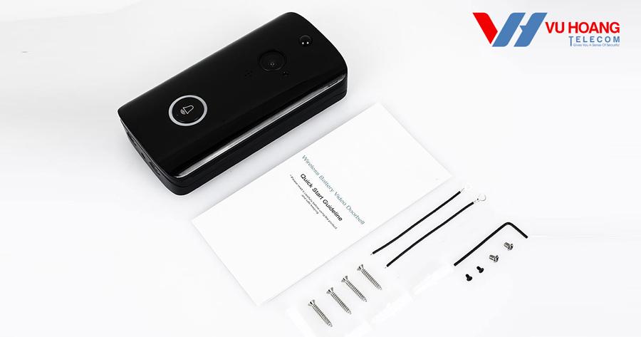 chuông hình Wifi ONECAM VP-01W - 1