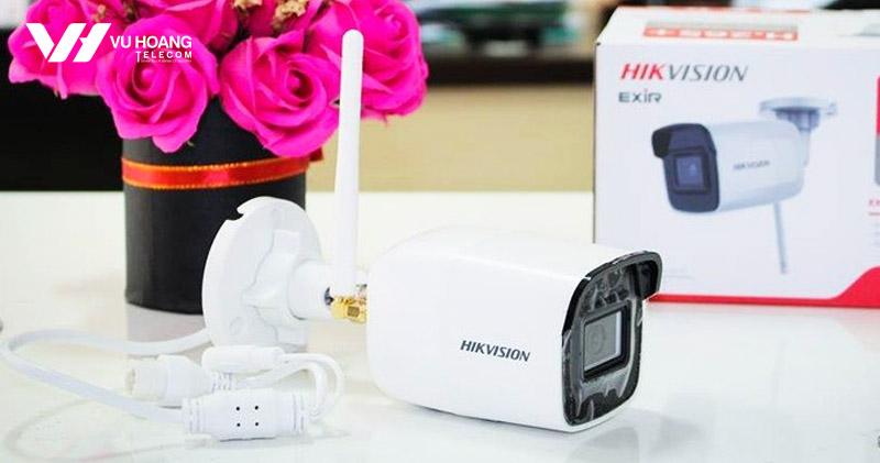 Hình ảnh thực tế camera IP Wifi Hikvision