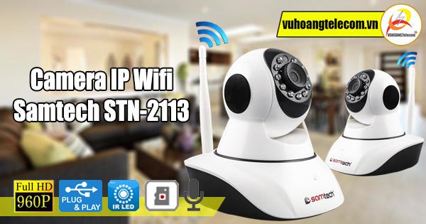 tính năng camera IP Wifi Samtech -2
