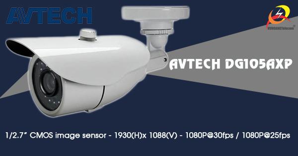 camera HDTVI AVTECH bán chạy - 2