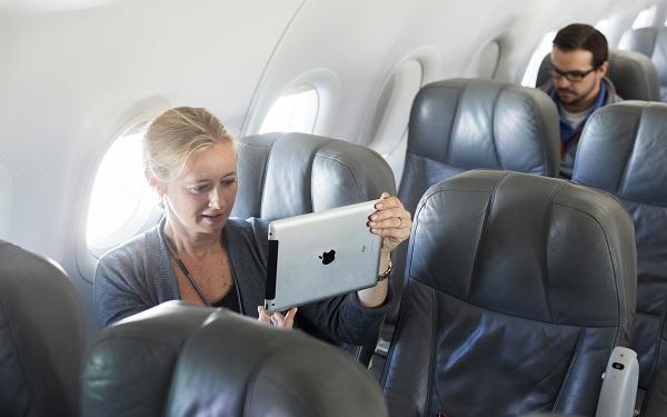 wifi trên máy bay