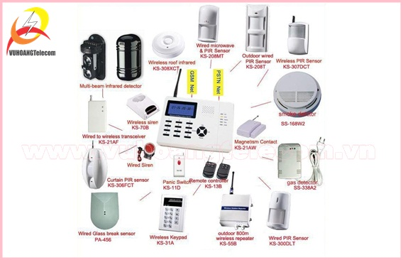 cách chọn thiết bị báo trộm - 2