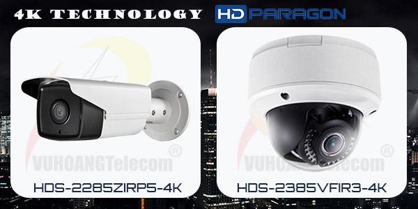 đầu ghi hình 4K HDParagon -2