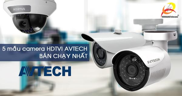 camera HDTVI AVTECH bán chạy