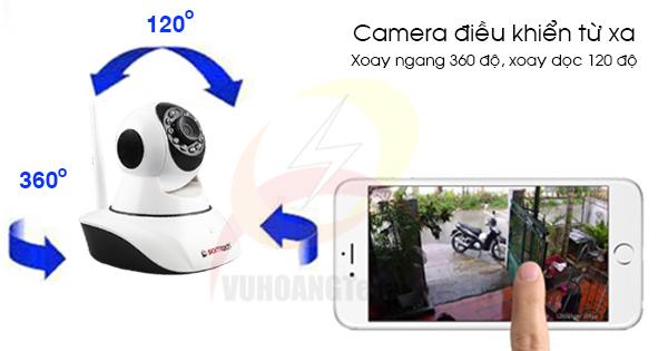 tính năng camera IP Wifi Samtech -4