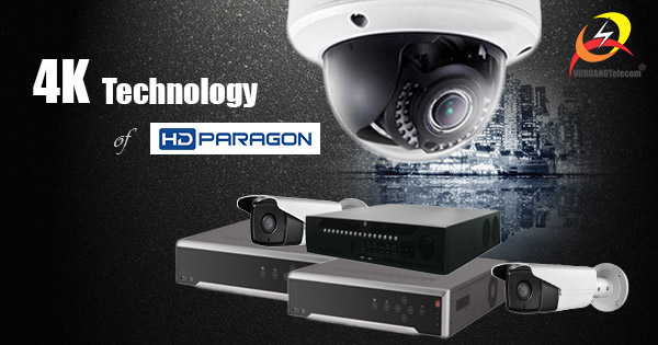 đầu ghi hình 4K HDParagon