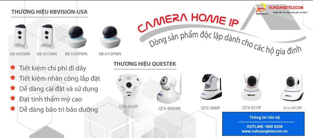 Camera Home IP Questek -3
