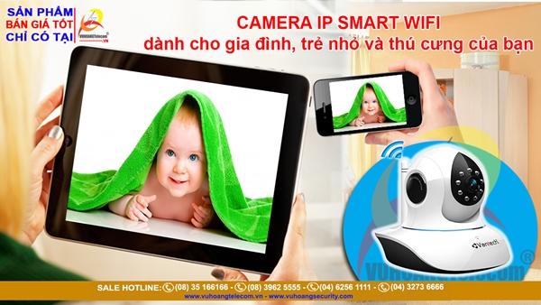 Camera thông minh là gì