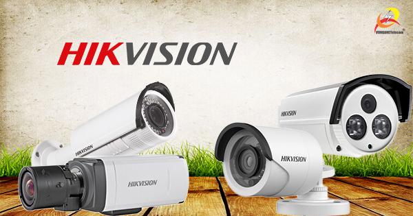Camera Hikvision - 2