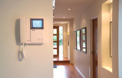 Chuông cửa có hình -3