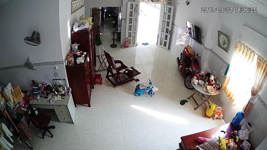 Công trình lắp đặt camera Ranger 2 cho gia đình thực tế