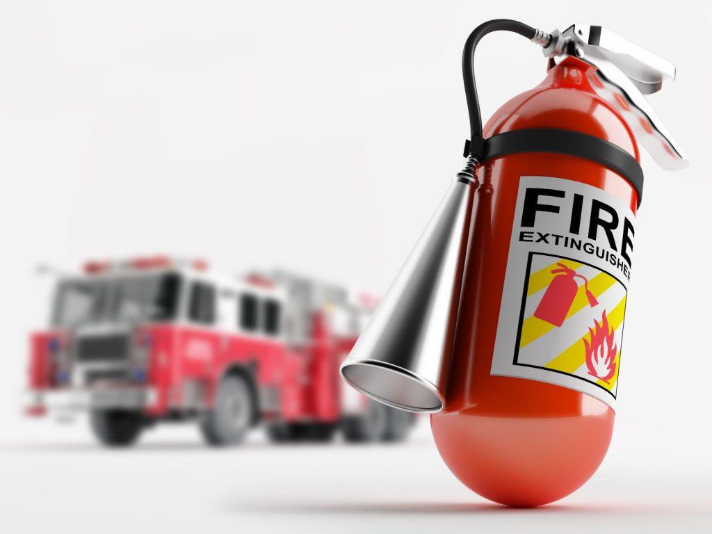 nguyên tắc phòng cháy chữa cháy