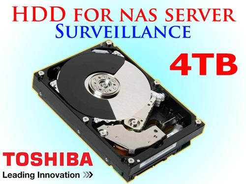 phân phối ổ cứng Toshiba
