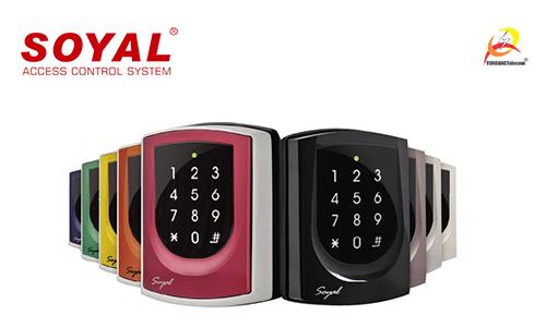 thiết bị kiểm soát cửa SOYAL - 2