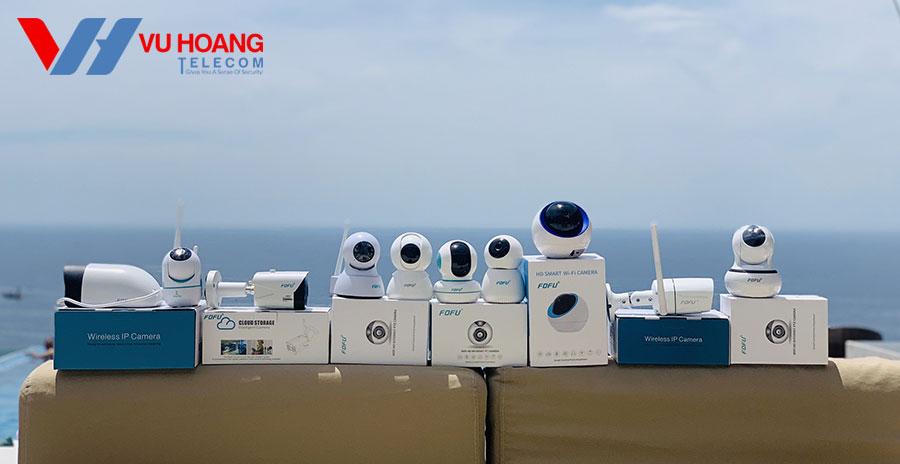 Tìm đại lý phân phối camera Fofu tại Việt Nam