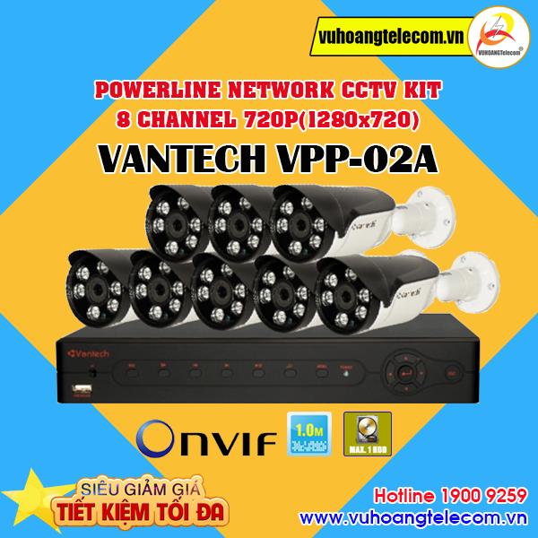 camera IP VANTECH VPP-02A