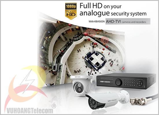 phân phối camera KBVISION