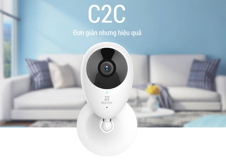 Camera IP Wifi EZVIZ C2C Panoramic chất lượng