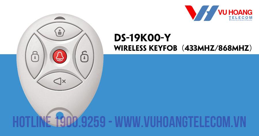 Remote điều khiển không dây HIKVISION DS-19K00-Y