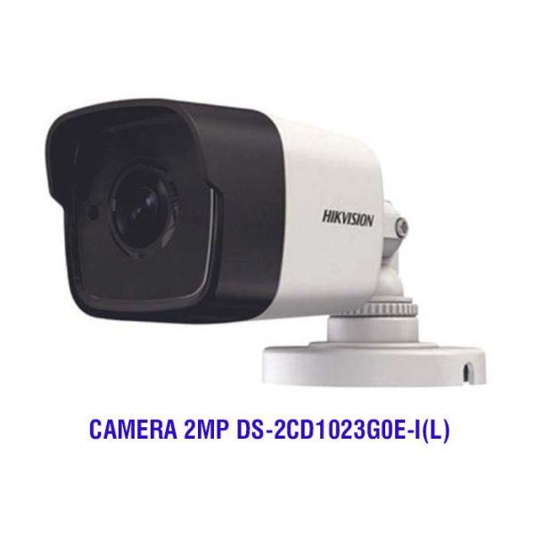 Camera thân trụ 2Mp DS-2CD1023G0E-I(L)