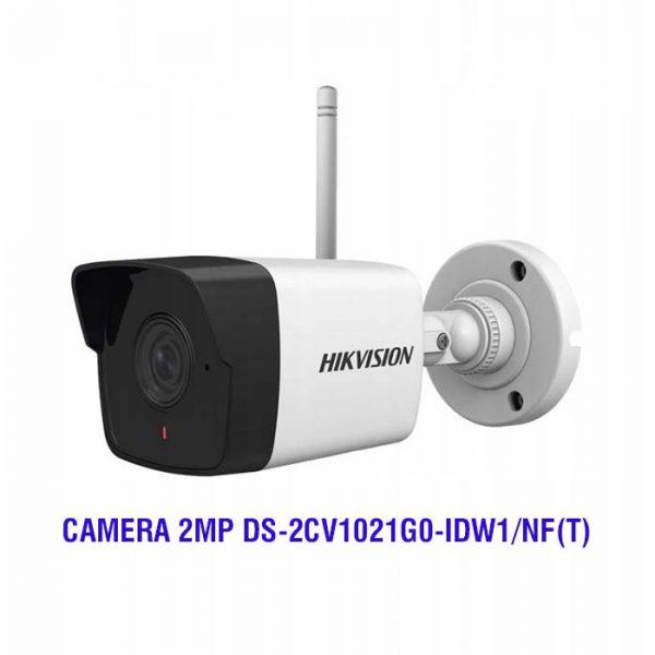 Camera thân trụ 2Mp DS-2CV1021G0-IDW1/NF(T)