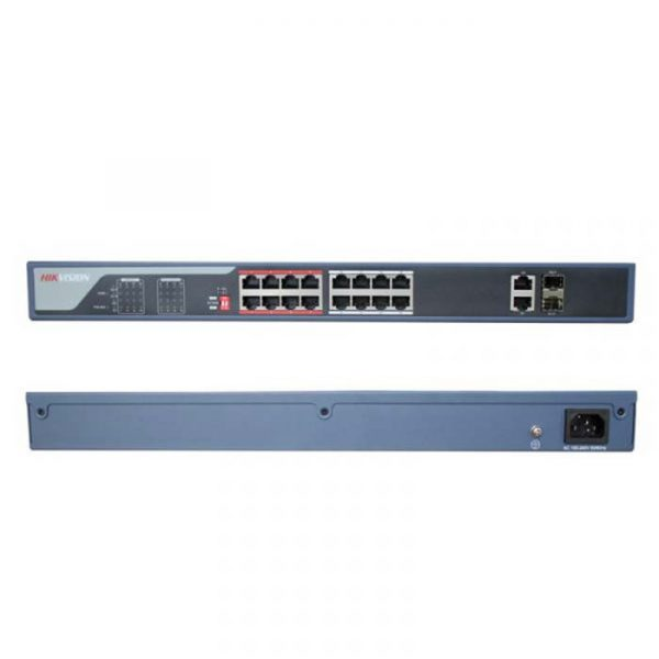 HIKVISION DS-3E0318P-E 3