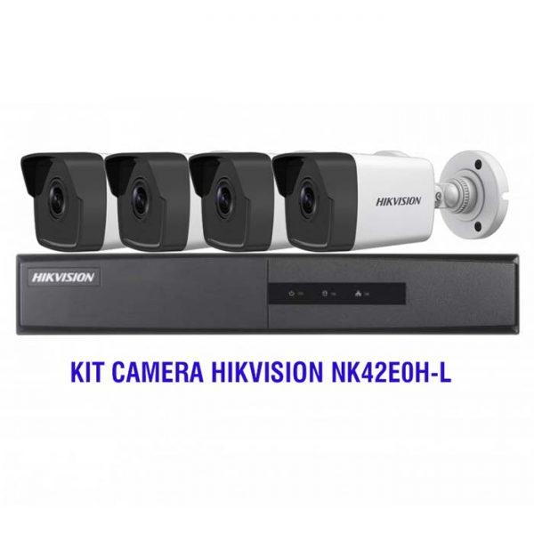 KIT Camera HIKVISION NK42E0H-L