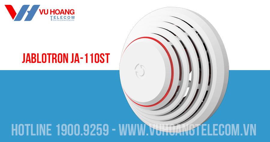 Cảm biến khói và nhiệt độ có dây JABLOTRON JA-110ST
