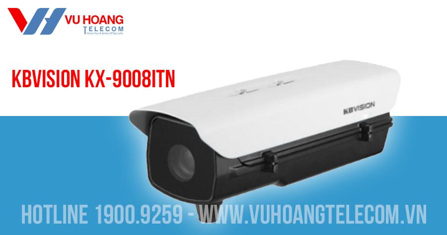 Camera IP 9MP chuyên dụng cho giao thông KBVISION KX-9008ITN