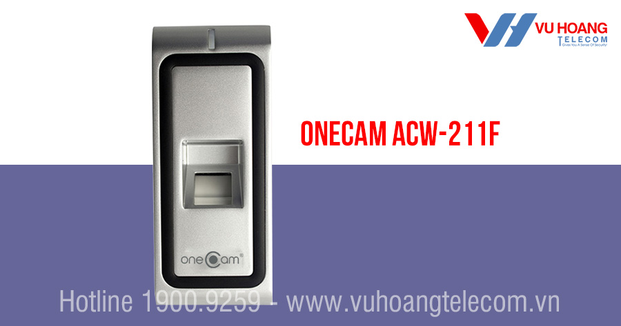 Đầu đọc vân tay ONECAM ACW-211F