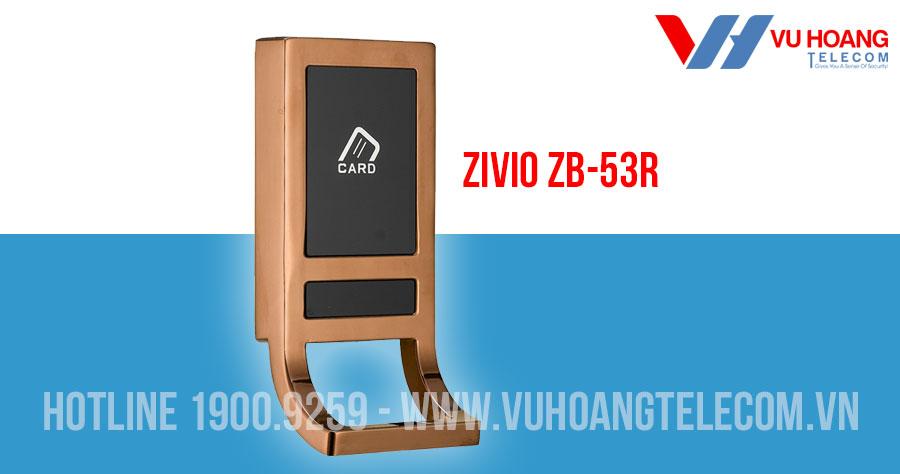 Khóa cửa tủ thẻ từ ZIVIO ZB-53R