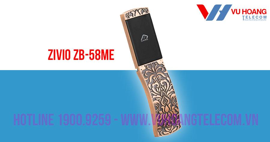 Khóa cửa tủ thẻ từ ZIVIO ZB-58ME
