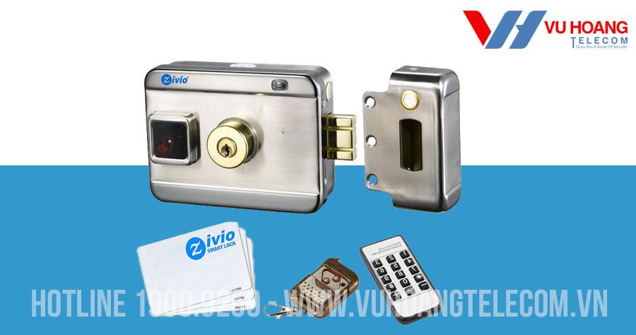 Khóa cổng dùng thẻ từ ZIVIO ZC-32A