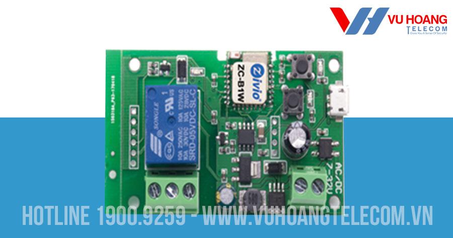 Mạch Wifi kết nối khóa từ, Access Control ZIVIO ZC-B1W