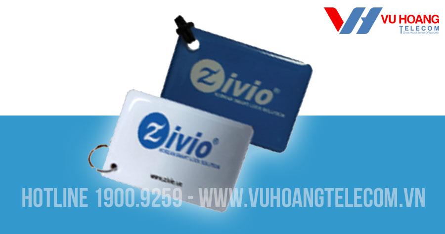 Thẻ từ dạng móc khóa ZIVIO ZC1