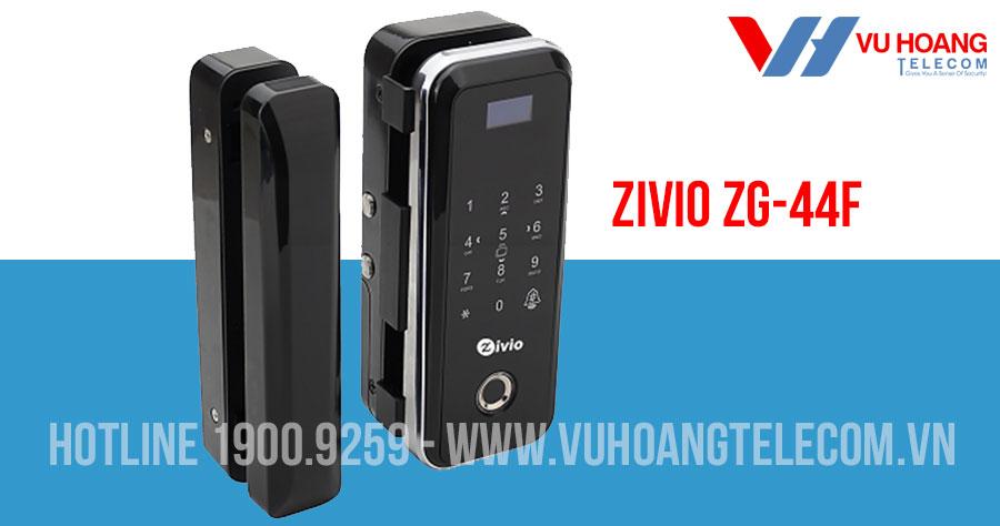 Khóa cửa vân tay cho cửa kính ZIVIO ZG-44F