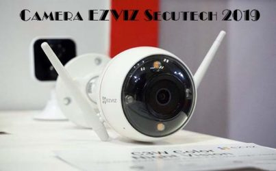 camera EZVIZ Secutech