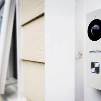 Video chuông cửa Wifi HIKVISION DS-KB6403-WIP mới cho gia đình