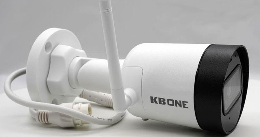 Camera KBONE KN-2001WN phù hợp lắp đặt cho gia đình