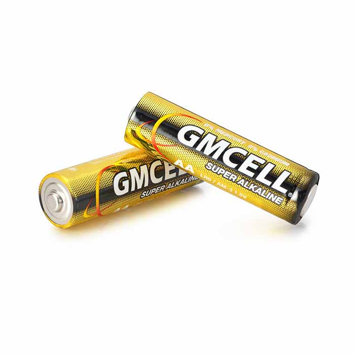 Pin ALAKLINE 2A GMCELL 1.5V