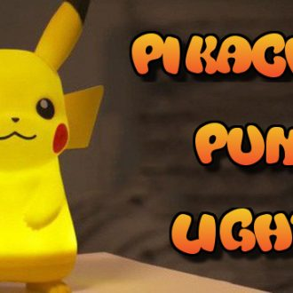 pikachu puni light