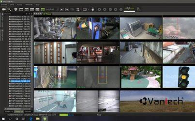 Công nghệ phân tích hình ảnh video thông minh VANTECH iVMS
