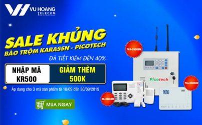 Nhập ngay mã giảm giá KR500 ưu đãi Deal báo trộm