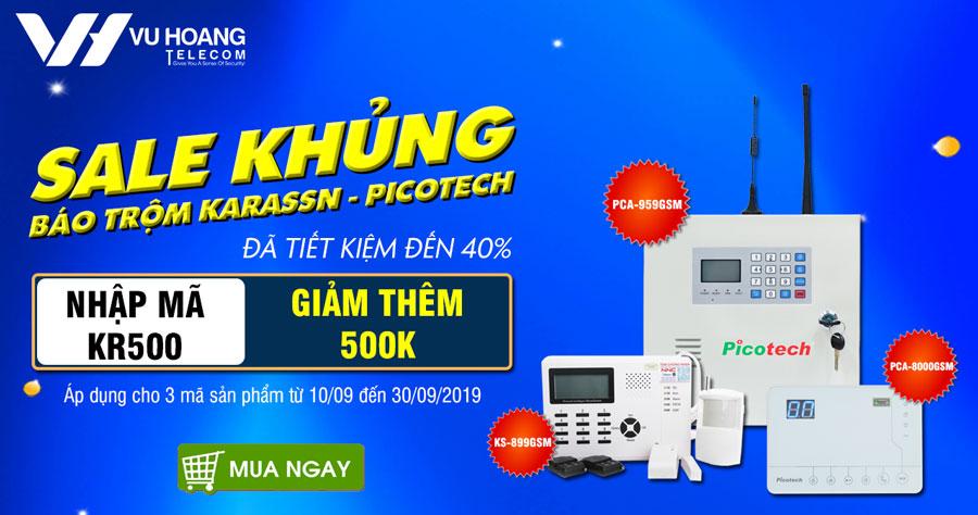 Nhập ngay mã giảm giá KR500 cho báo trộm Karassn-Picotech