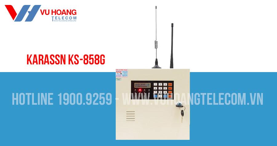 Bộ báo động báo cháy 16 vùng KARASSN KS-858G