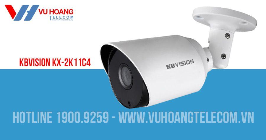 Camera 4in1 4MP KBVISION KX-2K11C4