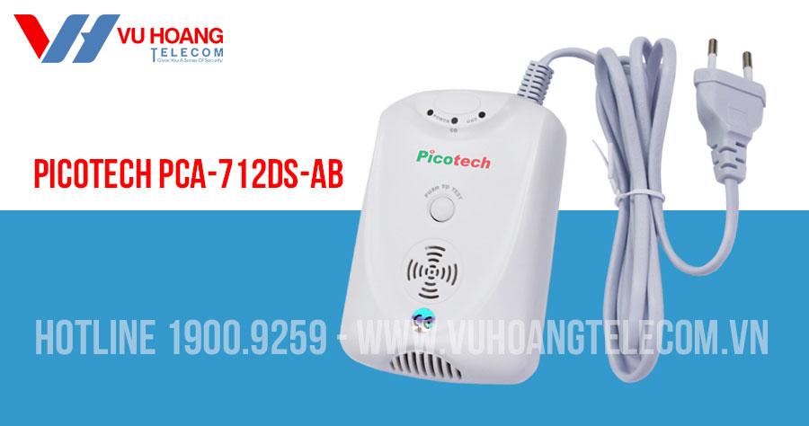 Cảm biến rò rỉ khí Gas, Carbon Monoxide PICOTECH PCA-712DS-AB