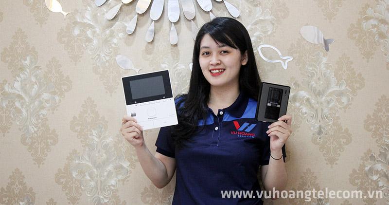 Chuông hình Panasonic VL-SVN511VN giá tốt