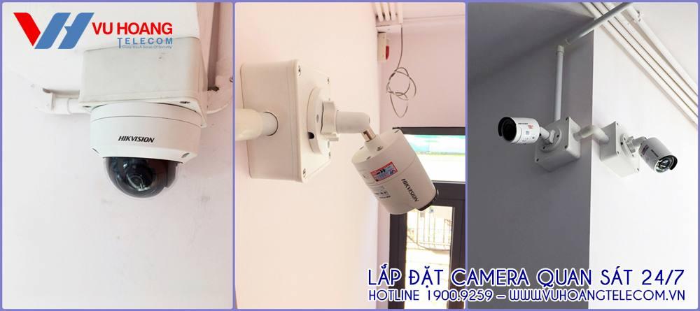 Đảm bảo tính thẩm mỹ, an toàn cho hệ thống camera IP HIKVISION